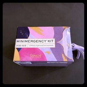 Minimergency kit from Anthropologie
